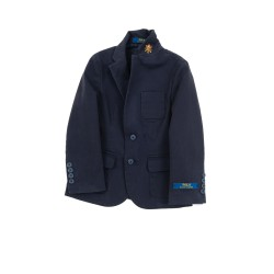 6418d999bc496 Navy blue boys jacket, Polo Ralph Lauren - Celebrity-Club
