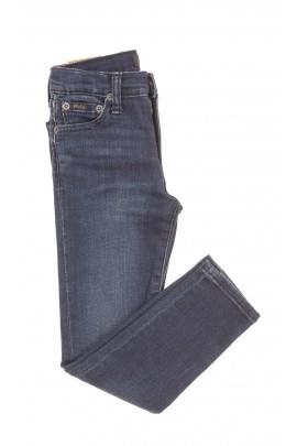 Spodnie dżinsowe zwężane, rurki, Polo Ralph Lauren
