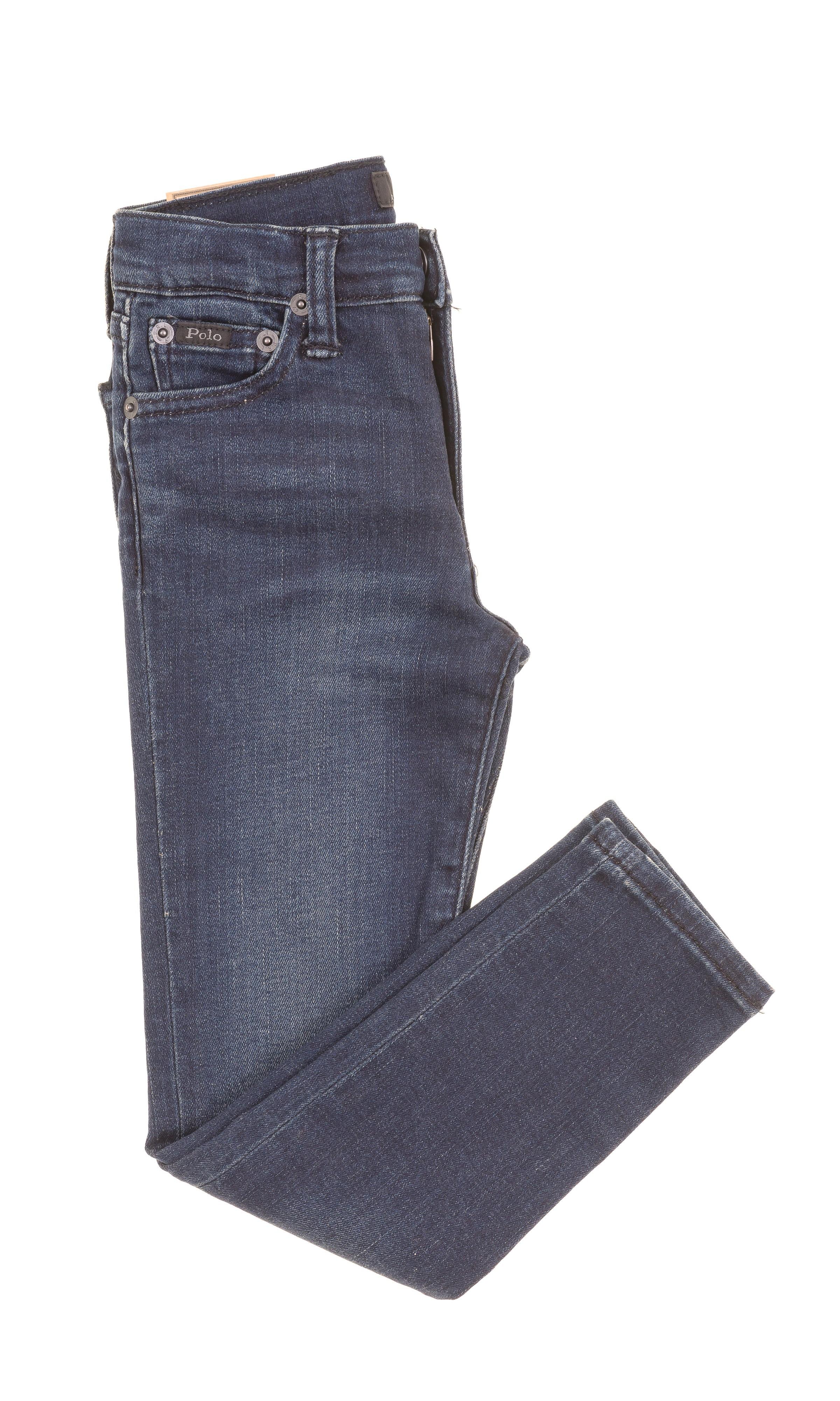 07c095c5cecbc Spodnie dżinsowe zwężane, rurki, Polo Ralph Lauren - Celebrity-Club