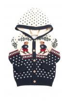 Sweter we wzory z kapturem, Polo Ralph Lauren