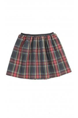 Spódnica wizytowa w kolorową kratę, Polo Ralph Lauren