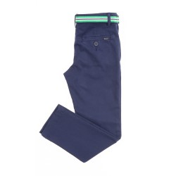Granatowe spodnie chłopięce, Polo Ralph Lauren