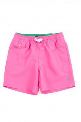 Różowe szorty kąpielowe chłopięce, Polo Ralph Lauren