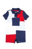 Kolorowy rampers chłopięcy, Polo Ralph Lauren