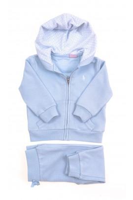Niebieski dresik niemowlęcy, Polo Ralph Lauren