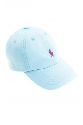 Niebieska czapka z daszkiem, Polo Ralph Lauren