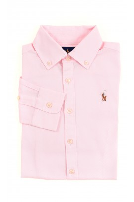 Różowa koszula, Polo Ralph Lauren