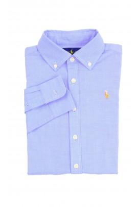 Niebieska koszula, Polo Ralph Lauren
