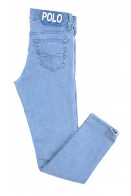Dżinsowe spodnie jasno-niebieskie, Polo Ralph Lauren