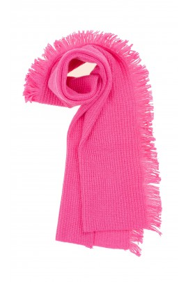 Echarpe rose pour fille, ELSA
