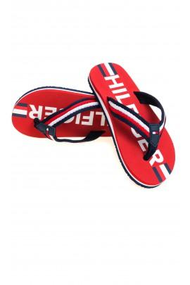 Czerwone japonki chłopięce, Tommy Hilfiger