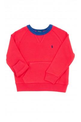 Czerwona bluza dziecięca, Polo Ralph Lauren