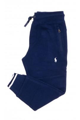 Granatowe spodnie dresowe dziecięce, Polo Ralph Lauren