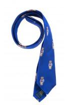 Szafirowy krawat chłopięcy, Polo Ralph Lauren
