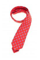 Pomarańczowy krawat chłopięcy, Polo Ralph Lauren