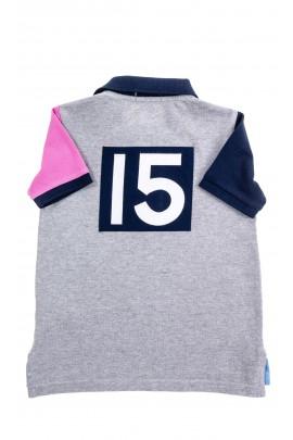 Kolorowa koszulka polo dla chłopca, Polo Ralph Lauren