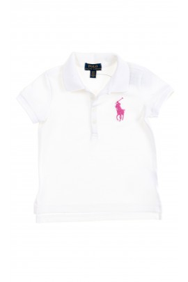 Koszulka polo biała, Polo Ralph Lauren
