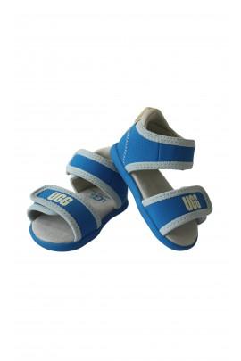 Sandały niebieskie dla małych dzieci, UGG
