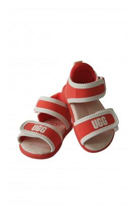 Sandały koralowe dla małych dzieci, UGG