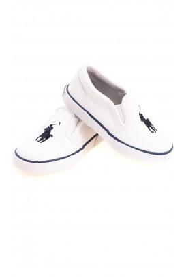 Białe buty sportowe, Polo Ralph Lauren