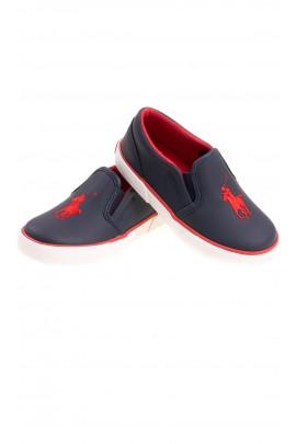Granatowe buty sportowe, Polo Ralph Lauren