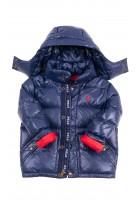 Granatowa kurtka chłopięca, Polo Ralph Lauren