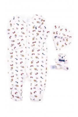 Komplet niemowlęcy dla chłopca, Ralph Lauren