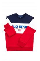 Elegancka bluza dresowa chłopięca, Polo Ralph Lauren