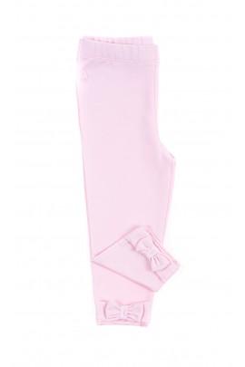 Pastelowe legginsy niemowlęce, Ralph Lauren