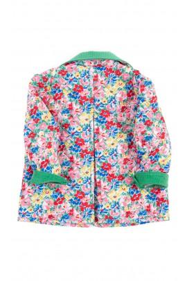 Kurtka przejściowa w kolorowe kwiaty, Ralph Lauren