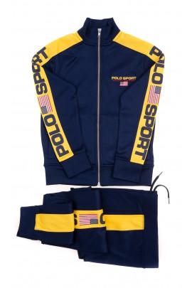 Spodnie dresowe chłopięce sportowe, Polo Ralph Lauren