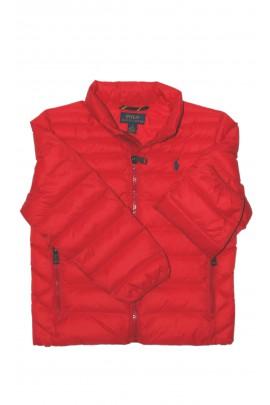 Czerwona kurtka dziecięca, Polo Ralph Lauren