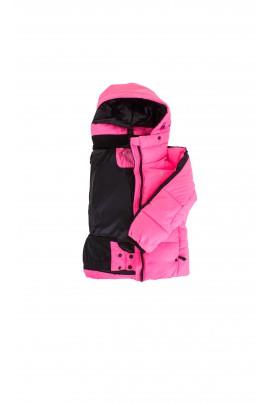 Narciarska kurtka różowa (neonowy), Ralph Lauren