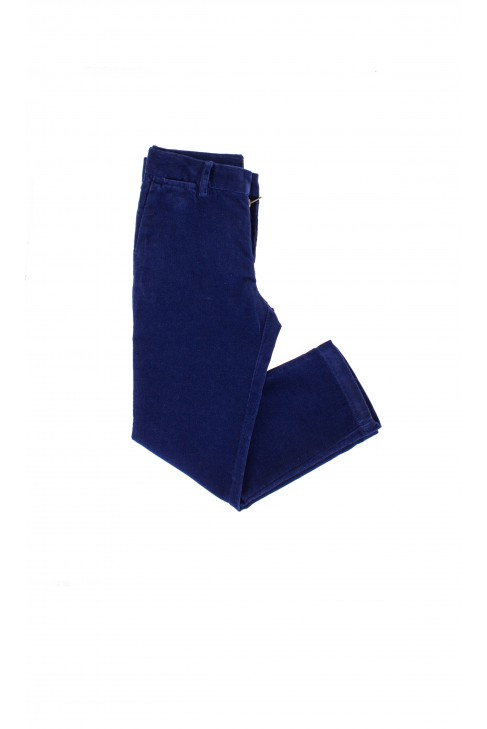 Spodnie sztruksowe szafirowe, Polo Ralph Lauren