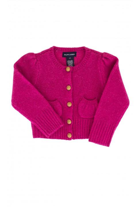 Amaranthine sweater, Ralph Lauren