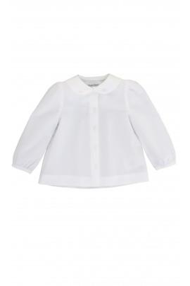 Biała bluzka Ralph Lauren