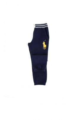 Granatowe spodnie dresowe Polo Ralph Lauren