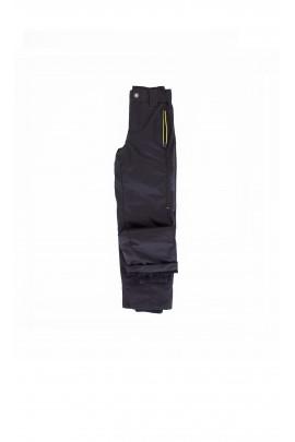 Czarne spodnie, Hugo Boss