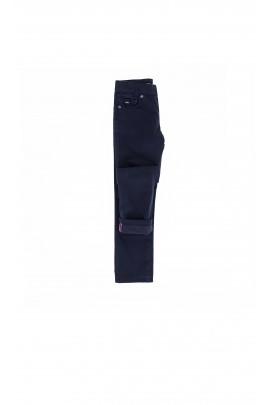 Granatowe eleganckie spodnie, Hugo Boss