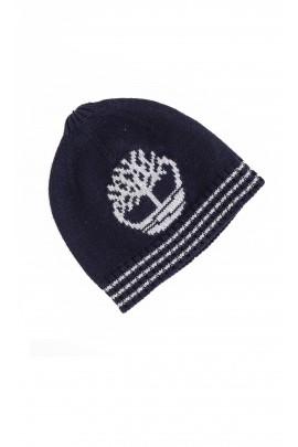 Granatowa czapka, Timberland
