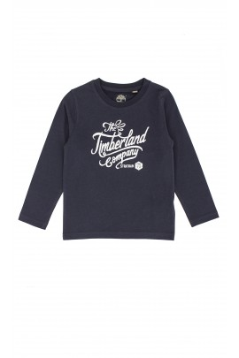 Granatowy t-shirt, Timberland