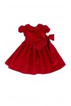 Elegancka, jedwabna sukienka Ralph Lauren