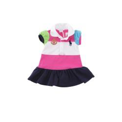 Sukienka niemowlęca 3-kolorowa, Ralph Lauren