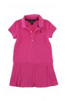 Sukienka letnia różowa, Polo Ralph Lauren