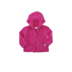 Pink hooded sweater, Ralph Lauren