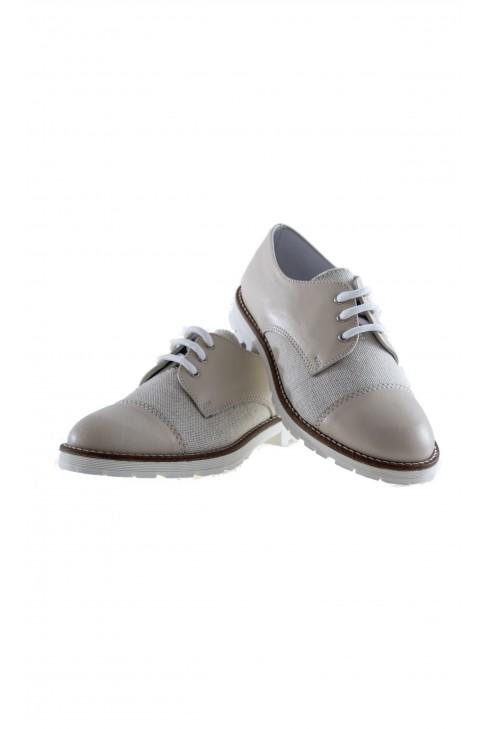 Beige boy's slippers, Colorichiari